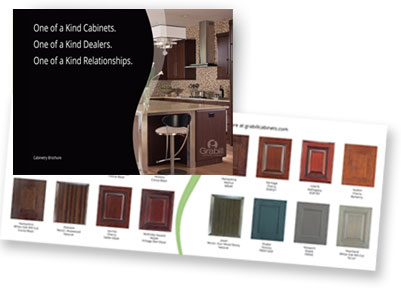 Request a Grabill Cabinetry Brochure