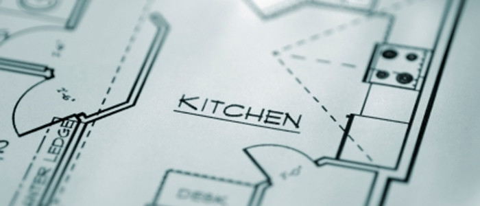 Kitchen blueprint