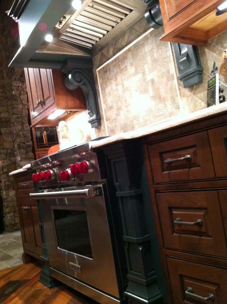Grabill Cabinets Rustic Approach With Creative Twists