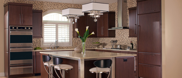 Grabill contemporary kitchen cabinets