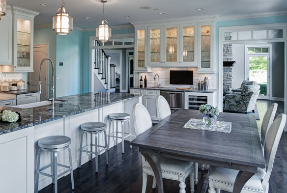 Grabill cabinets kitchen for a chef results in award for Really nice kitchen designs