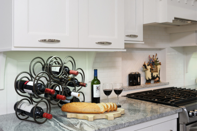 Grabill custom contemporary kitchen cabinets