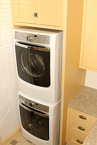 Grabill Cabinets - Laundry Room