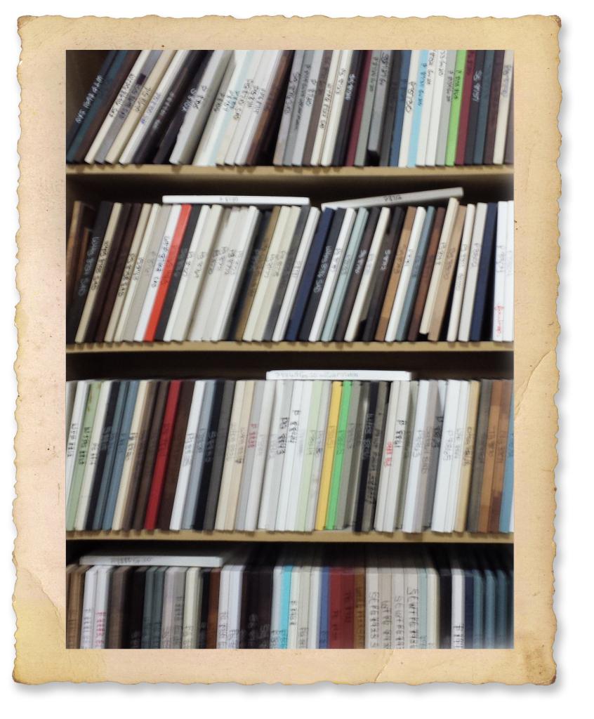 Grabill Wall Library