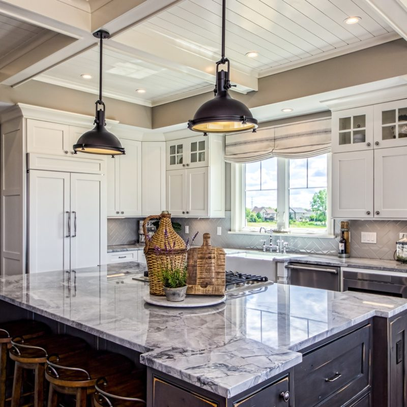 true customization - custom kitchen cabinets - grabill cabinets
